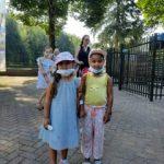 Drouwenerzand met gezinnen Humanitas
